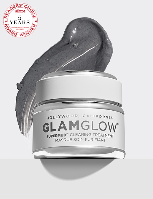 「GlamGlow – SuperMud™ Clearing Treatment, Skincare Mask」的圖片搜尋結果