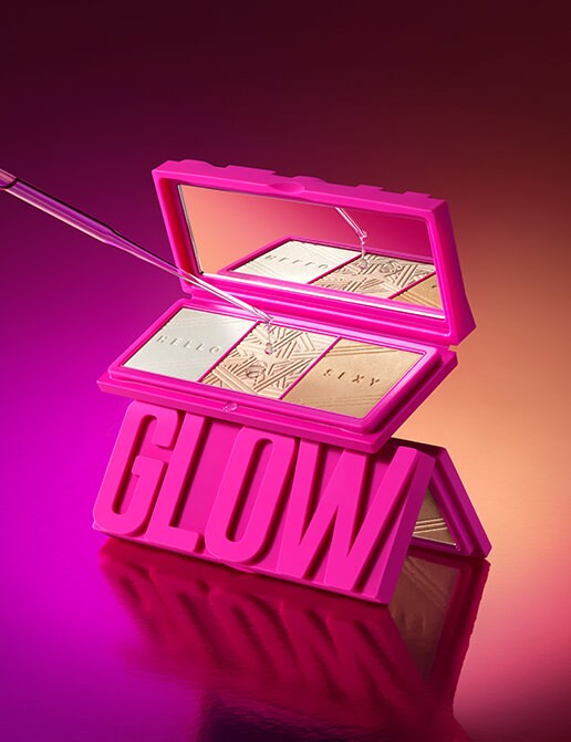 GLOWPOWDER™ HYALURONIC ACID INFUSED GLOW PALETTE
