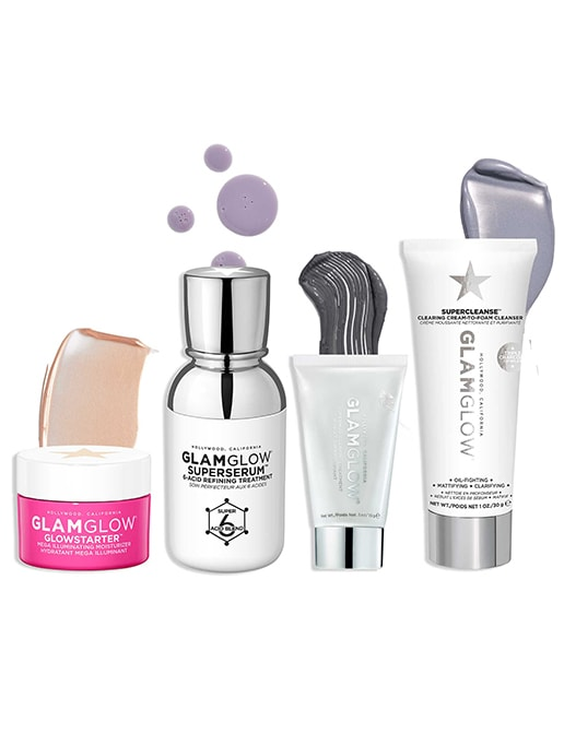 GLOWING SKIN GOALS SET ($116 VALUE)
