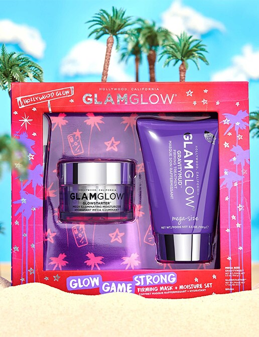 GLOW GAME STRONG FIRMING SET ($142 VALUE)
